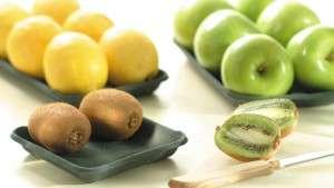 Punnet trays for fruit