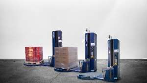 Lantech Stretch Wrapping Machines | Abco Kovex