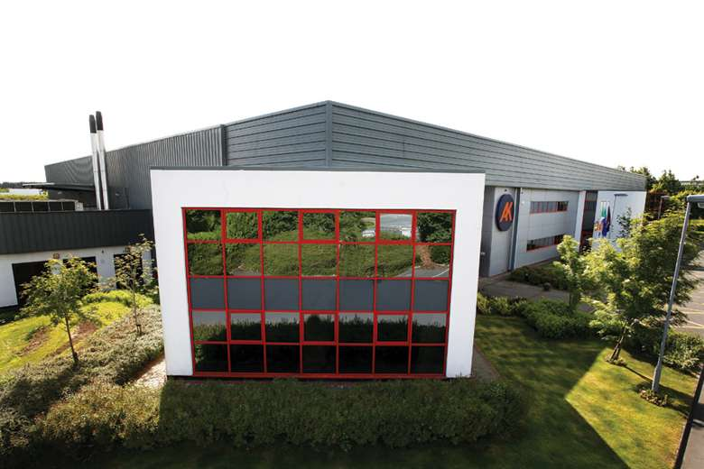 Head Office Abco Kovex | Packaging Factory Ireland