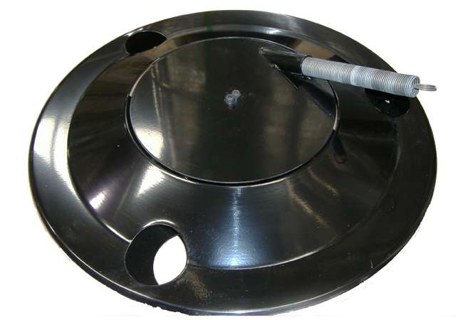 Floor Mounted Coil Holder | Strapping Tools Ireland | Packaging Products Ireland | Abco Kovex | Transit Packaging | Load Retention