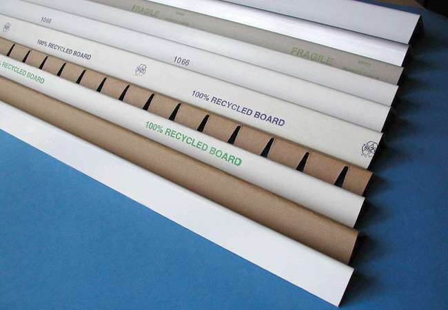 Edgeboard Custom Sizes | Customized Edge Protection | Paper Packaging | Veeboard | Paper Packaging Ireland | Packaging Dublin | Abco Kovex