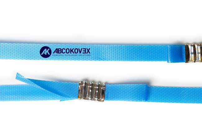 Branded Strapping   Packaging Products Ireland   Abco Kovex   Transit Packaging   Load Retention