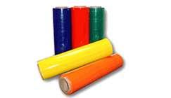 Colour Tinted Plastic Film   Stretch Wrap Ireland   Abco Kovex