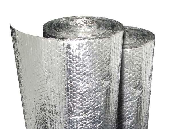 Foil Back Bubble Wrap   Packaging Ireland Abco Kovex   Bubble Wrap Rolls Supplier