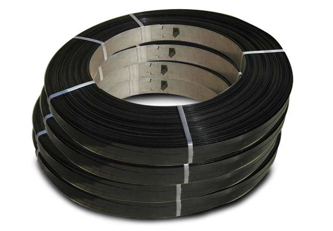 Oscillated Wound Steel Strapping | Packaging Products Ireland | Abco Kovex | Transit Packaging | Load Retention