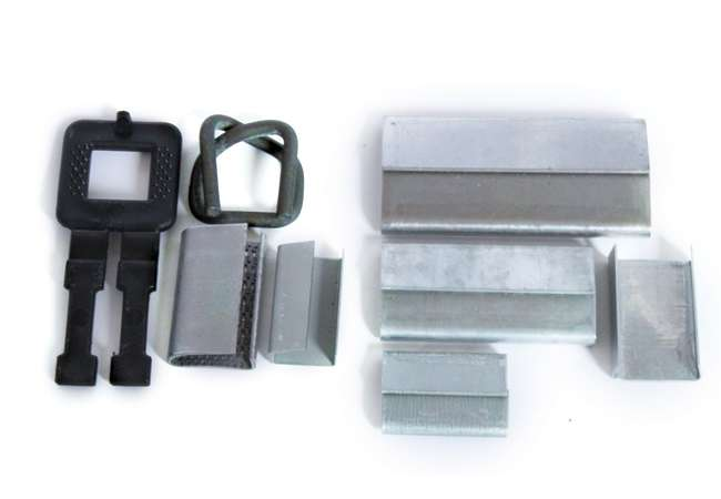 Strapping Clips and Buckles | Packaging Products Ireland | Abco Kovex | Transit Packaging | Load Retention