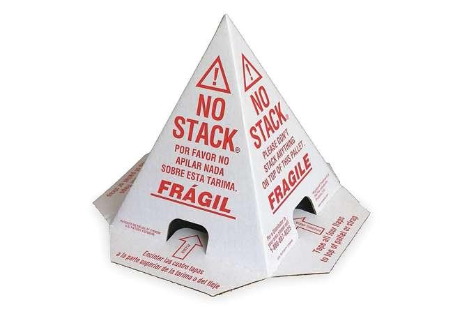 No Stack Cones | Shipping Ireland | Abco Kovex | Packaging Ireland | Transit Packaging