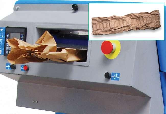 Padpak LC Void Filling | Void Filling System | Ranpak Ireland | Packaging Distribution Ireland | Packaging Dublin | Abco Kovex