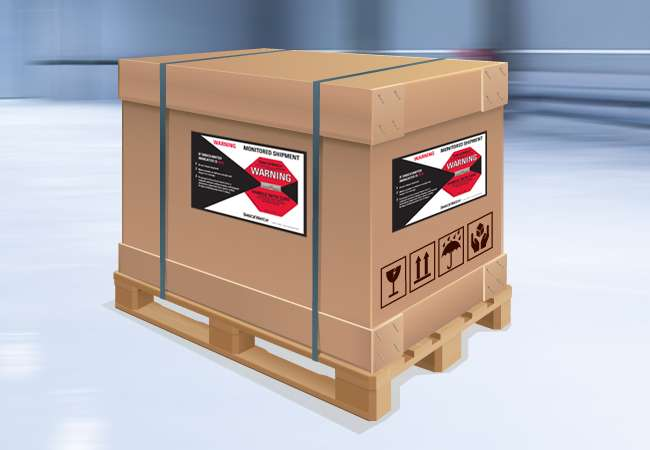 Cargo Shipping Indicator | Abco Kovex | Packaging Ireland | Transit Packaging