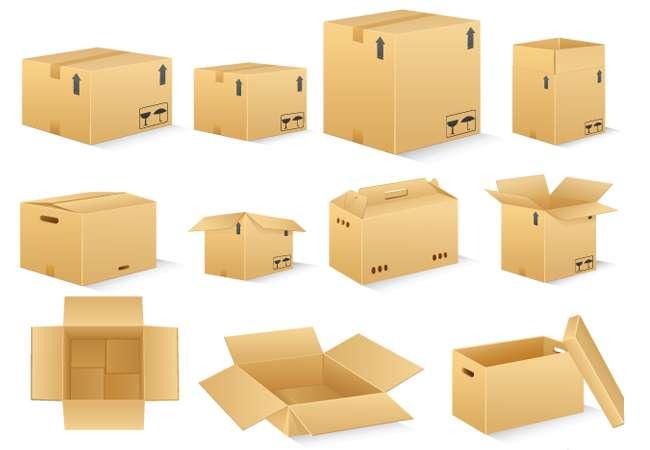 best cardboard boxes