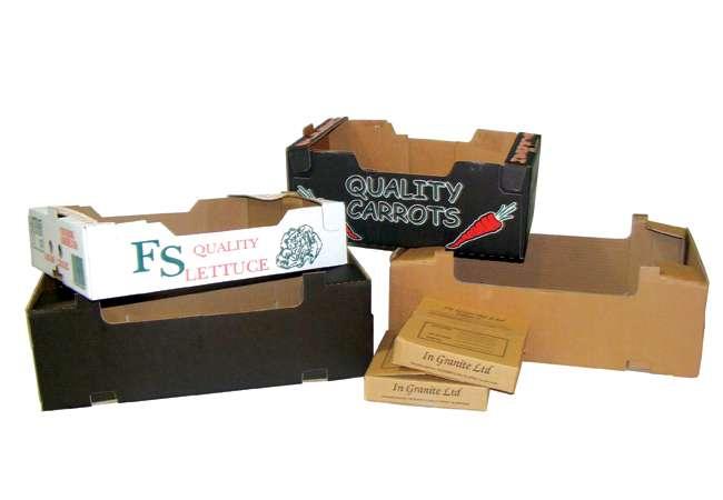 Corrugated Cardboard Food Trays Abco Kovex | Packaging Ireland | Transit Packaging | Abco Kovex Ireland