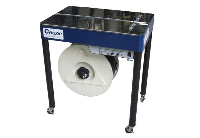 Cyklop Strapping Machine | Cyklop M-PAC | Packaging Dublin | Abco Kovex