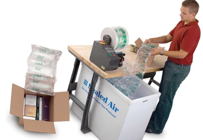 Fill Air Cyclone | Void Filling System | Sealed Air Ireland | Packaging Distribution Ireland | Packaging Dublin | Abco Kovex