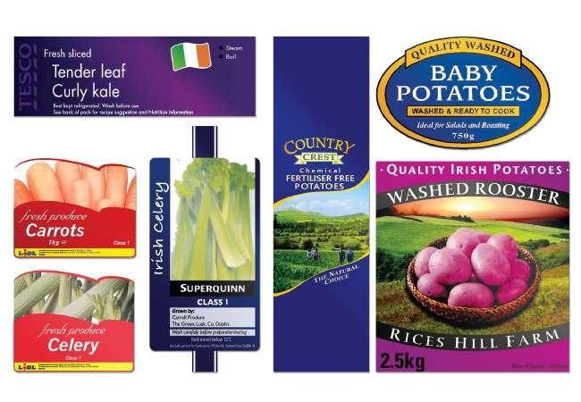 Printed Film | Food Packaging | BOPP OPP | Packaging Distribution Ireland | Packaging Dublin | Abco Kovex