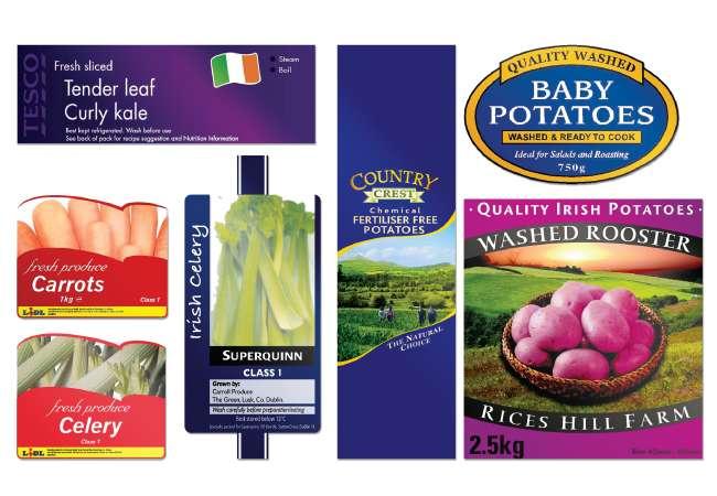 Printed Film | Food Packaging | BOPP OPP | Packaging Distribution Ireland | Packaging Dublin | Abco Kovex