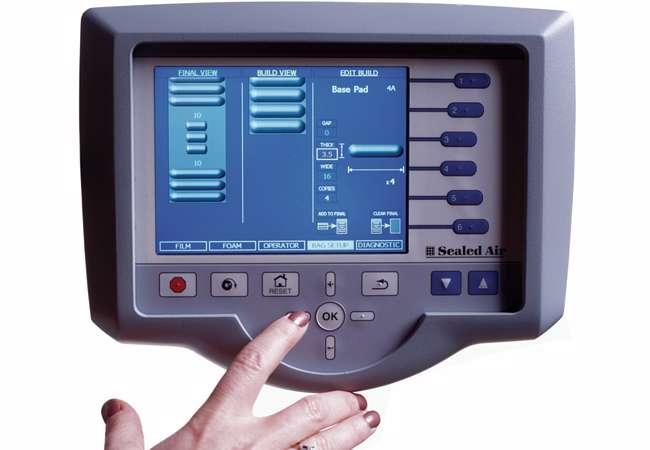 Instapak Speedy Packer Insight Dashboard | Void Filling System | Sealed Air Ireland | Packaging Distribution Ireland | Packaging Dublin | Abco Kovex