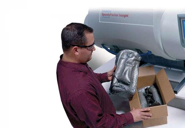 Instapak Speedy Packer Insight | Void Filling System | Sealed Air Ireland | Packaging Distribution Ireland | Packaging Dublin | Abco Kovex