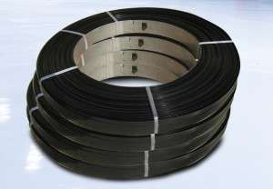 Oscillated Wound Steel Strapping for Packaging
