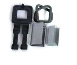 strapping Clips and Buckles to help secure up strapped goods