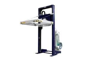 Cyklop XF 172-M Series   Pallet Vertical Strapping Machine   Strapping Accesories Ireland   Packaging Products Ireland   Abco Kovex   Transit Packaging   Load Retention