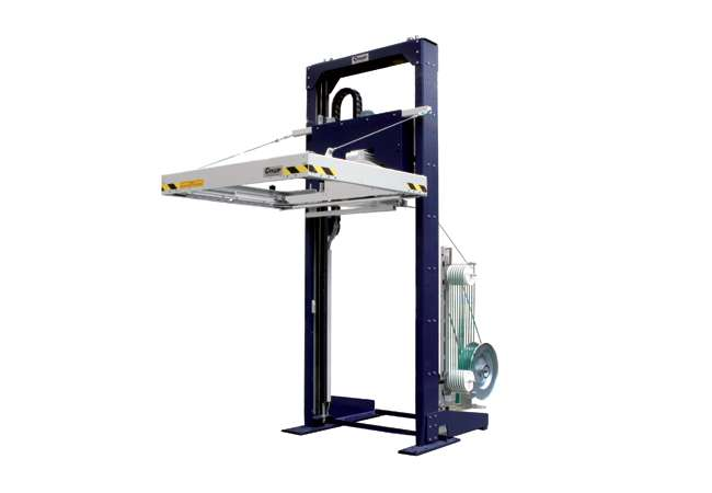 Cyklop XF 172-M Series | Pallet Vertical Strapping Machine | Strapping Accesories Ireland | Packaging Products Ireland | Abco Kovex | Transit Packaging | Load Retention