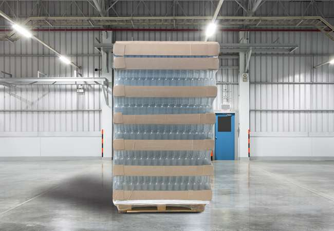 Polyethylene Pallet Stretch Hoods | Packaging Distribution Ireland | Packaging Dublin | Abco Kovex