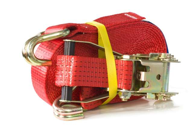 Cargo Web Straps | Shipping Ireland | Abco Kovex | Packaging Ireland | Transit Packaging