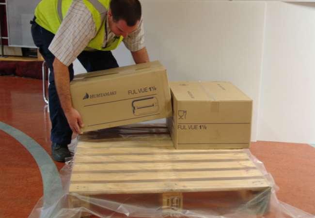 Polyethylene Pallet Base Sheet   Packaging Distribution Ireland   Packaging Dublin   Abco Kovex