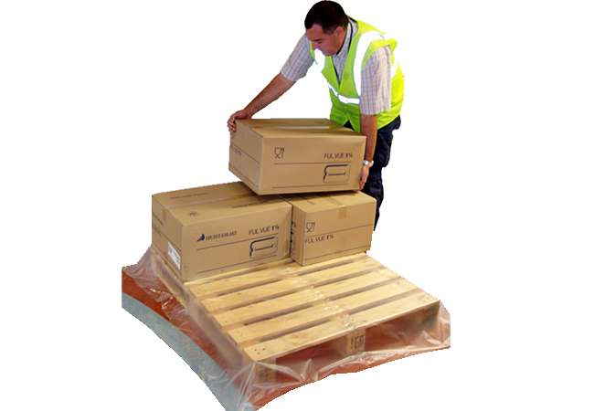 Polyethylene Pallet Base Sheet | Packaging Distribution Ireland | Packaging Dublin | Abco Kovex