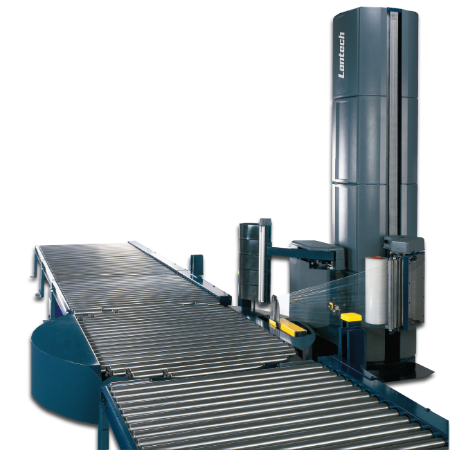 Lantech-Q-Automatic | Lantech Stretch Wrapping Machines / Pallet Wrapper | Abco Kovex