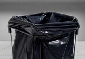 Black Bin Bag Holder| Packaging Distribution Ireland | Packaging Dublin | Abco Kovex