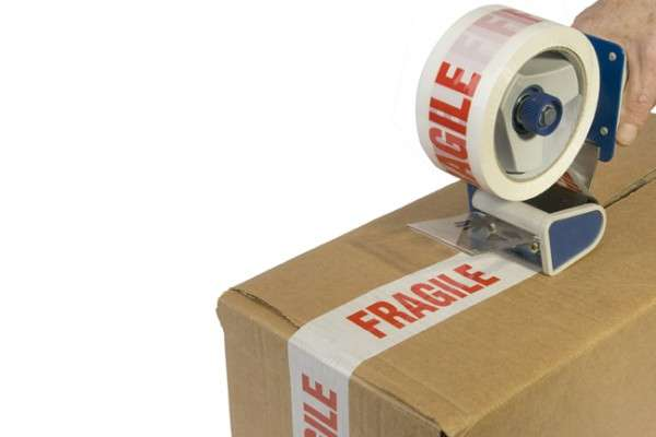 Adhesive Tape Box Sealing with Fragile tape