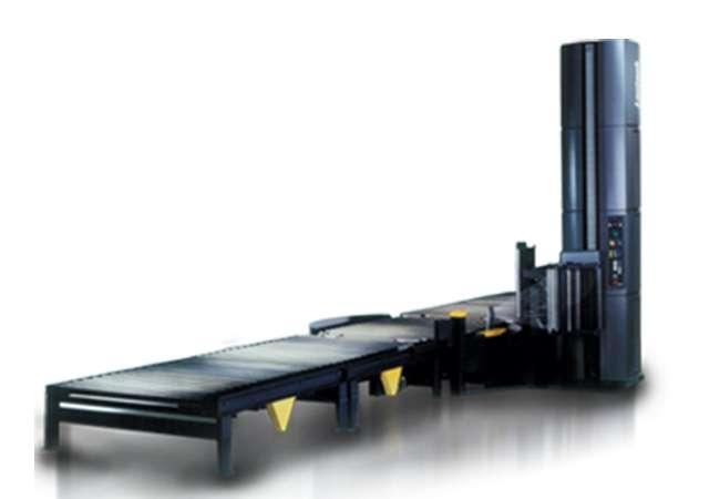 Lantech automatic stretch wrapper - Model Q-Automatic