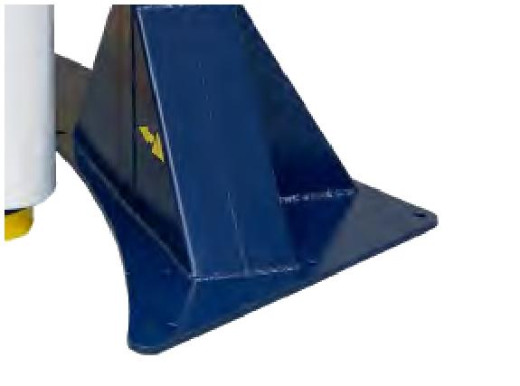 Stretch Wrapper Stand