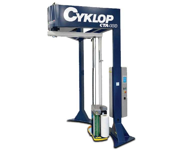 Cyklop CTA-400 Stretch Wrapper