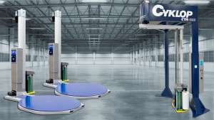 Stretch Wrapping Machines - Cyklop