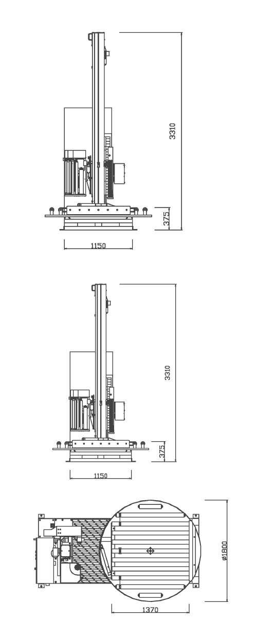Cyklop GL 1000 Diagram