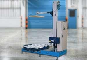 Cyklop Stretch wrapping machine
