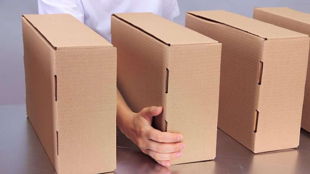 cardboard box advantages