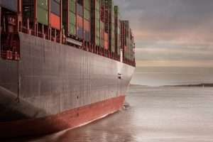 shipping container seals transported for tamper evidence