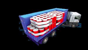 TY-GARD Truck Graphics